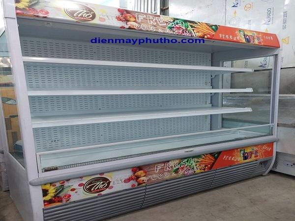 Báo giá tủ mát trưng bày rẻ - Nơi mua bán uy tín tại TPHCM