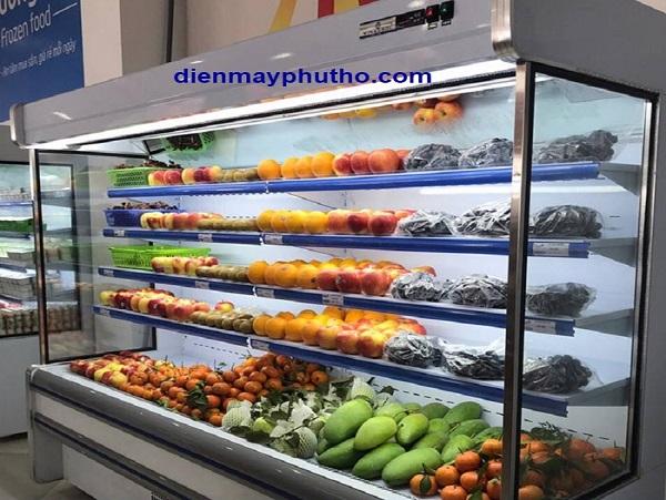Báo giá các loại tủ mát siêu thị giá rẻ, chất lượng tại TPHCM