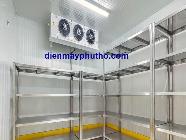 Thi công lắp đặt kho lạnh công nghiệp tại HCM - Giá tốt, chất lượng