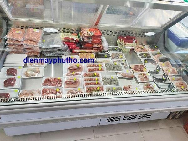 Mua bán tủ trưng bày hải sản giá rẻ, nhiều mẫu chất lượng